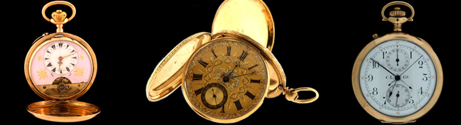 Vintage Pocket Watch Repair and Sales